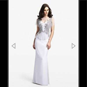 Daymor Couture 150 Ethereal Embellished,pearl,NWT